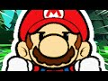 Paper Mario Origami King but some funny stuff happens