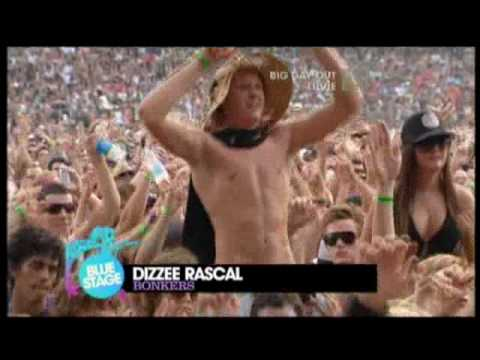 Dizzee Rascal - Dance Wiv Me & Bonkers ( live BDO '10)