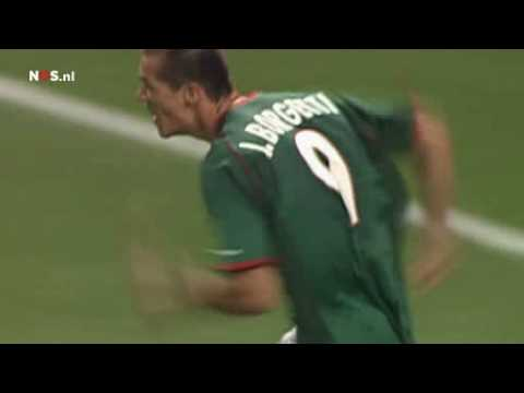 Jared Borgetti Mexico vs Italy 1-0 First Round World Cup 2002 Dutch commentary