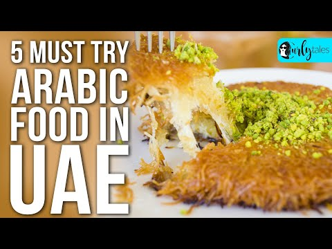 5 Arabic Foods You Must Try When In UAE | Curly Tales
