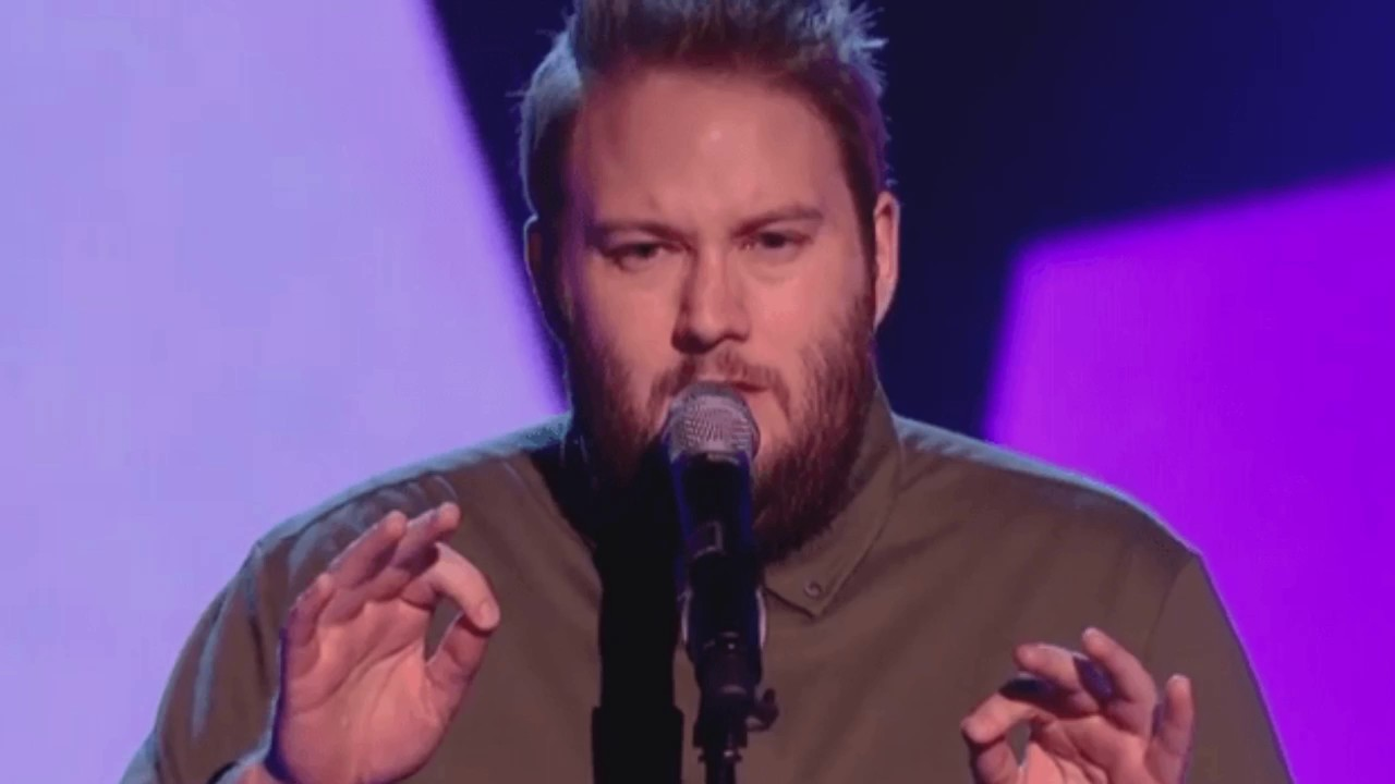 """Download David Jackson Sings """"All I Want"""" on The Voice UK 2017"""