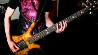 Finntroll - Jaktens Tid Bass Cover