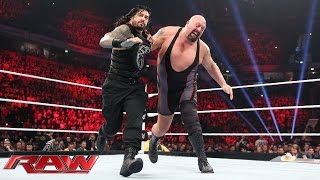 Baixar - Roman Reigns Vs Big Show Wwe World Heavyweight Championship Tournament Raw November 9 2015 Grátis