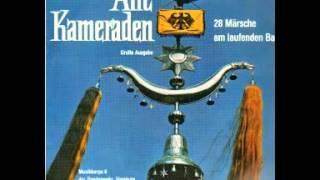 Alte Kameraden - Band of the Bundeswehr Stabkorps, Hamburg.