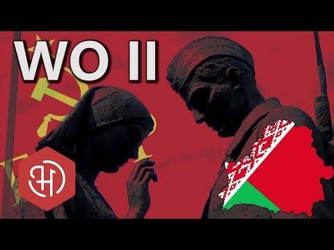 Wit-Rusland Tijdens De Tweede Wereldoorlog (1941 - 1945)