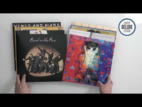 Paul McCartney's 2017 coloured vinyl...
