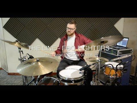 The Line  Foo Fighters drum
