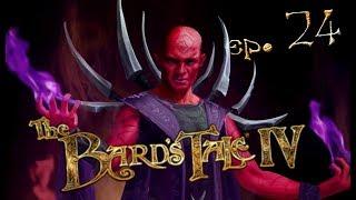 Zagrajmy w The Bard's Tale IV: Barrows Deep PL #24 - W głąb lasu!