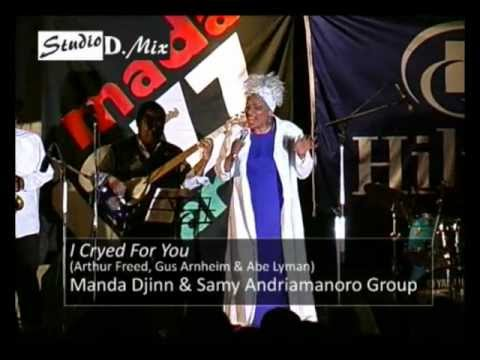 Manda Djinn & Samy Andriamanoro Group - I Cried For You (Arthur Freed & Gus Arnheim & Abe Lyman)