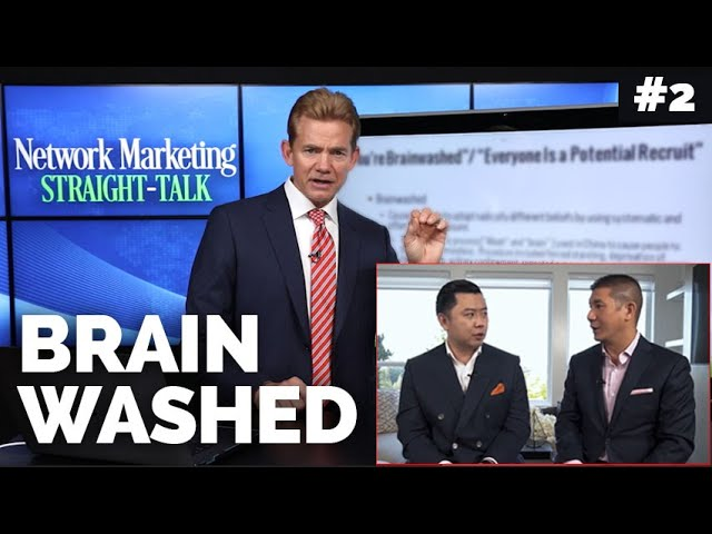 Straight Talk Part 2: You're Brainwashed!