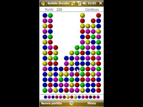 bubble shooter windows mobile 6.5