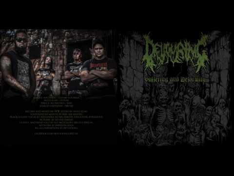 Devouring - Suffering and Deformity (OFFICIAL AUDIO)