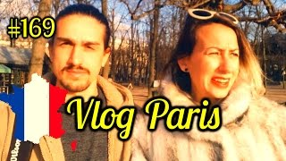Vlog Paris | Jardins de Luxemburgo