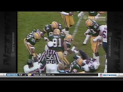 Chicago Bears vs Green Bay Packers 1985 Week 9