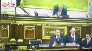 البرلمان يعرض جزءًا من كلمة السيسى عن محاربة الفساد فى فيلم وثائقى للجنة تقصى الحقائق