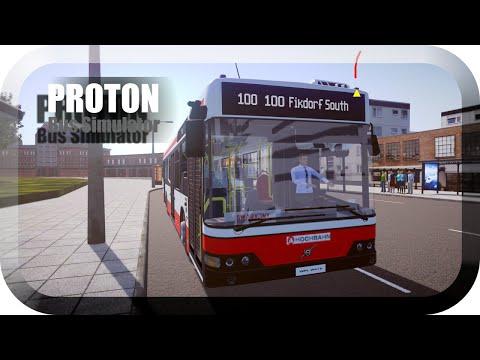 PROTON Bus Simulator #02 Der Volvo 7700 *PC/HD/60FPS/DE*
