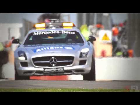 F1 2013 British Grand Prix - Highlights by Pavel Tsarev