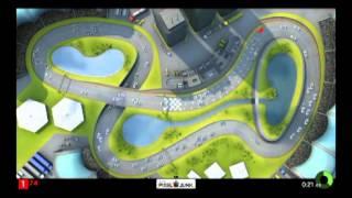 PixelJunk Racers Tournament Mode Ep.1