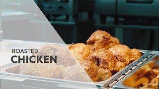 Recipe: Crispy roast chicken I RATIONAL SelfCookingCenter