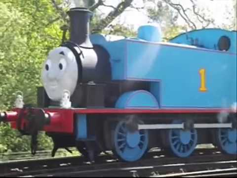 Day Out with Thomas at North Norfolk Railway (6-5-2018)