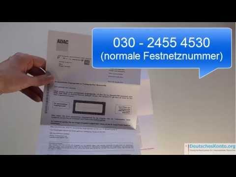 adac prepaid card erste schritte youtube. Black Bedroom Furniture Sets. Home Design Ideas