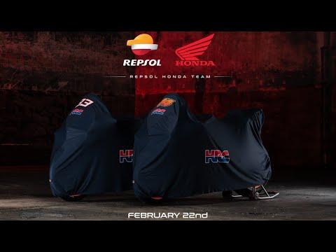 Repsol Honda 2021 Team Launch