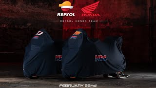 Repsol Honda 2021 Team Launch