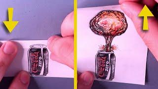 24 Art surprises - Trick ART ! (Food)