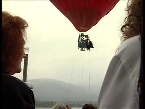 Shake the Lake 1998: The Boogieballoon - World Premiere