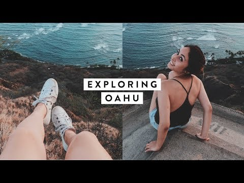 Exploring Oahu | A WEEK IN MY LIFE