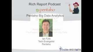 Pentaho Big Data Analytics