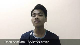 Gambar cover Deen Assalam - SABYAN cover (cover by Namie Smy)