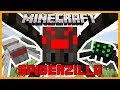 Minecraft - SPIDERZILLA AND HIS ARMY OF SPIDERS WITH SPECIAL ABILITIES (MUCH MORE SPIDERS MOD!!!)