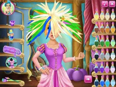 Игры парикмахерская Барби Играть в парикмахерскую Баби