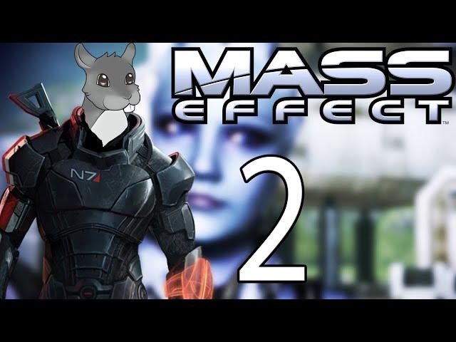 Finding Liara - Mass Effect Legendary PC - Mass Effect 1 - Gameplay / Walkthrough - EP 2