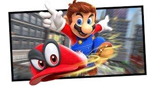 Super Mario Odyssey in 75 Minuten! - Speedrun Spelunke