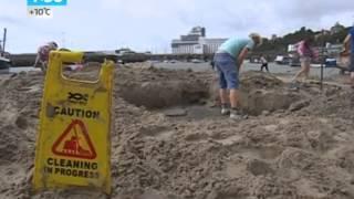 Английские пляжи перекопали в поисках золота