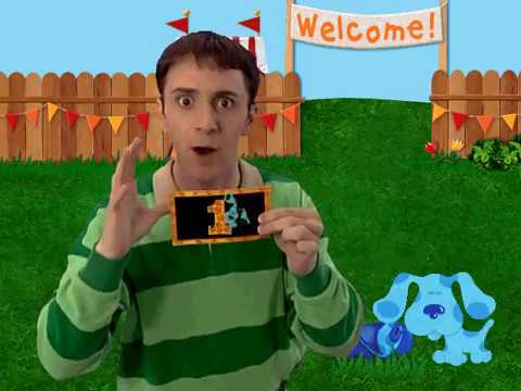 Blue's Clues: Blue's 123 Time Activities (PC Game)
