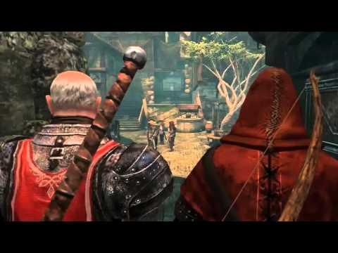 Game of Thrones (Das Lied von Eis und Feuer) Game Trailer HD