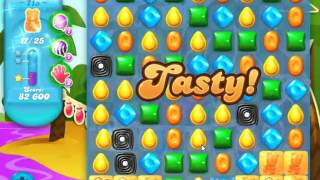 Candy Crush Soda Saga Level 715 - NO BOOSTERS