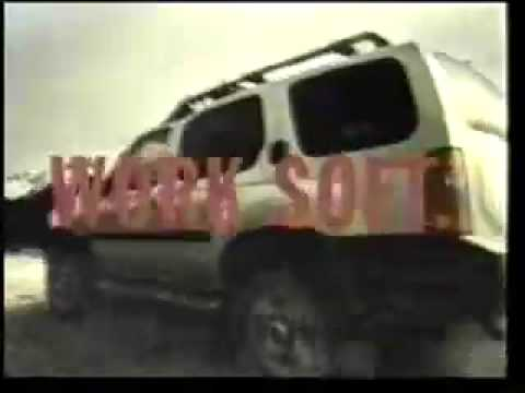 Nissan Xterra Commercial-Stevie Ray Vaughn - YouTube Q Ray Commercial