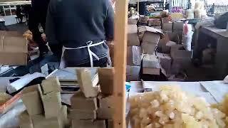 Uzbekistan Tashkent Chorsu Bazar