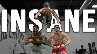 Insane Full Body Workout | Action Figure Abs