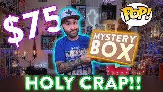 Amazing $75 Funko Pop Mystery Box - YAASS!