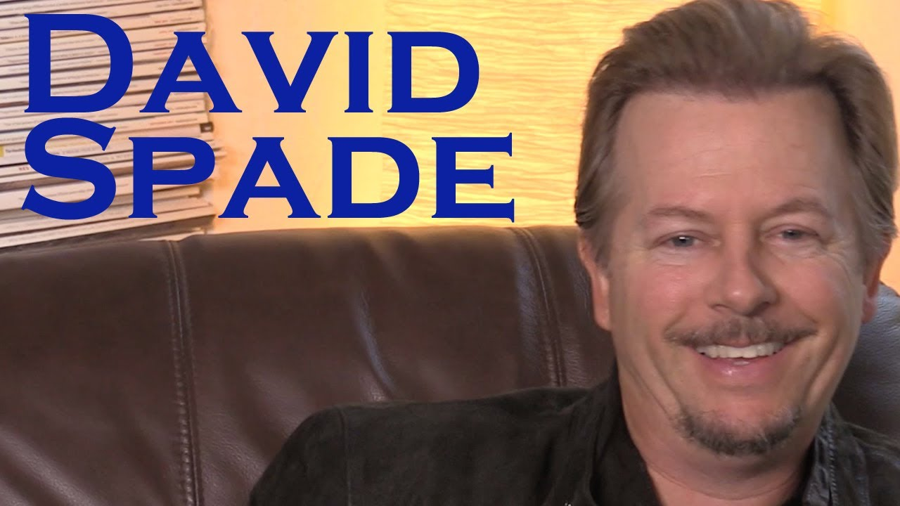 david spade almost interesting audiobook