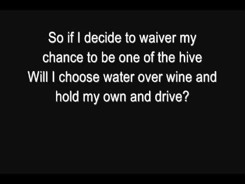 Incubus - Drive [Lyrics] [HQ]