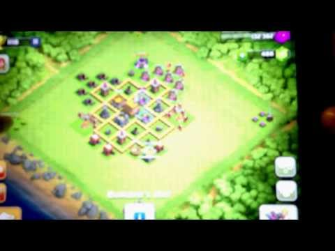 Clash of Clans, Unlimited gems! no jailbreak or download needed!!!!