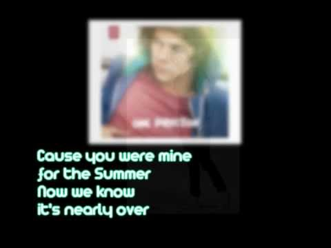 Summer love - One Direction ( lyrics + pictures ) Best video