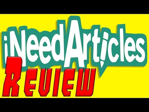 iNeedArticles Review Legit Article Writing Promo Code Prices