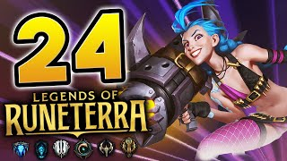 ALL 24 Champion LEVEL UP Animations in LEGENDS of RUNETERRA | League of Legends Card Game